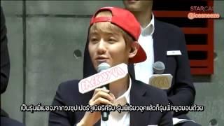 getlinkyoutube.com-[ซับไทย] 130820 EXO - Naver Starcast ตอน รุ่นพี่คนไหนที่อยากร่วมงานด้วย