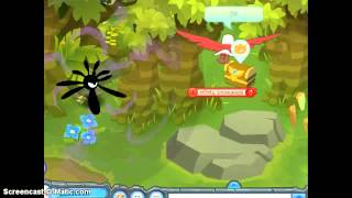 getlinkyoutube.com-Animal jam Eagle glitch