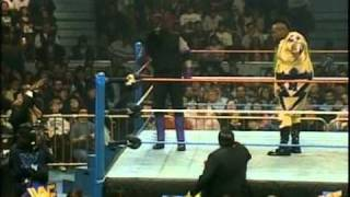 getlinkyoutube.com-1995 12 17 Season's Beatings   Casket Match   Undertaker vs Mabel