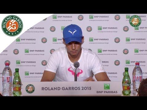 Rafael Nadal v. Quentin Halys 2015 French Open Men`s R128 Highlights