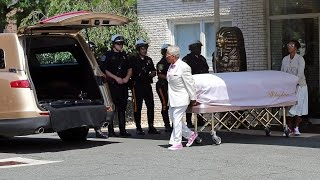 getlinkyoutube.com-OMG Photo of Bobbi Kristina's Body in Casket SOLD... WHO DID IT?!