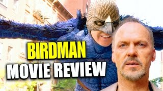 getlinkyoutube.com-BIRDMAN - Movie Review