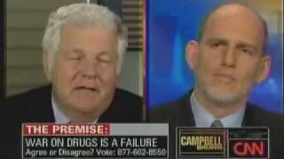 getlinkyoutube.com-CNN Debate: Is the Drug War a Failure? Ethan Nadelmann vs. Former Drug Czar Bennett