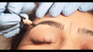 getlinkyoutube.com-Microblading method by Everlasting Brows