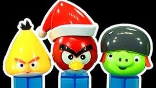 getlinkyoutube.com-Angry Birds Dark Side Knock Off Toys Ep1 Mega Fail Angry Bird Train