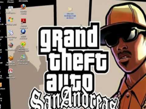 Como Descargar Gta San Andreas Pc comprimido Rapido