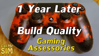 getlinkyoutube.com-Gaming Assessories - SharQ Controller 1 Year Later Build Quality Honest Review