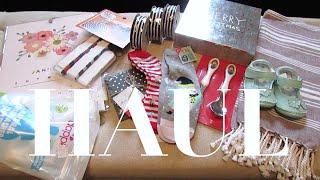getlinkyoutube.com-Target Dollar Spot Christmas + Goodwill Haul