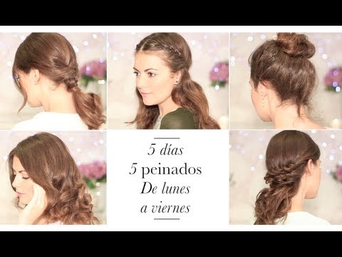 Videos De Peinados Faciles Y Rapidos Para Cabello Largo