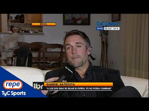 Gabriel Batistuta: