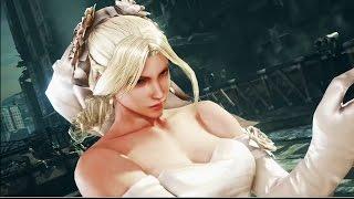 getlinkyoutube.com-Tekken 7 Nina Williams Reveal Trailer