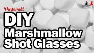 getlinkyoutube.com-DIY Marshmallow Shot Glasses - Man Vs. Pin - Pinterest Test #42