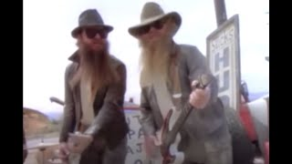 getlinkyoutube.com-ZZ Top - Gimme All Your Lovin' (OFFICIAL MUSIC VIDEO)