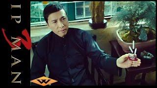 Martial Arts Movies: IP MAN 3 (2016) Clip 1 - Well Go USA