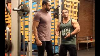 Dumbest 'How to Squat' video ever   Ft. Tarun Gill and Coach Yatinder Singh