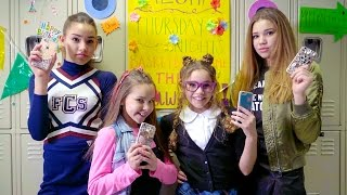 getlinkyoutube.com-Haschak Sisters - Gossip Girl