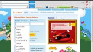 getlinkyoutube.com-nombres y contraseñas de  mundo gaturro