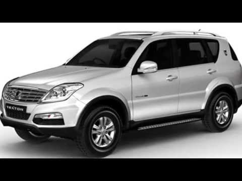 New Mahindra Ssangyong Rexton Model, Specification, Exterior & Interior Appearance