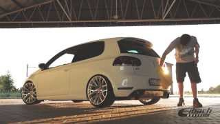 getlinkyoutube.com-VW GOLF MK6 GTI   EIBACH COILOVERS   STYLE'D 2013   blog.venom24.pl