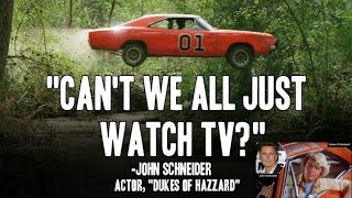getlinkyoutube.com-Dukes of Hazzard Star John Schneider Rips TV Land for Dropping Show Can't We All Just Watch TV?