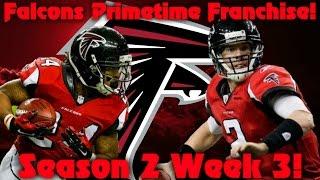 getlinkyoutube.com-Madden 17 Falcons Franchise | Primetime League Season 2 Week 3!!