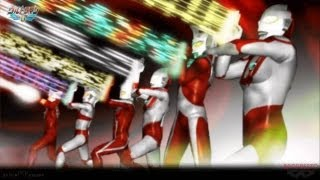 getlinkyoutube.com-Ultraman Leo Story Mode END pt.6/6 ϟ Ultraman Fighting Evolution 0 ★Play PSP ウルトラマンレオ