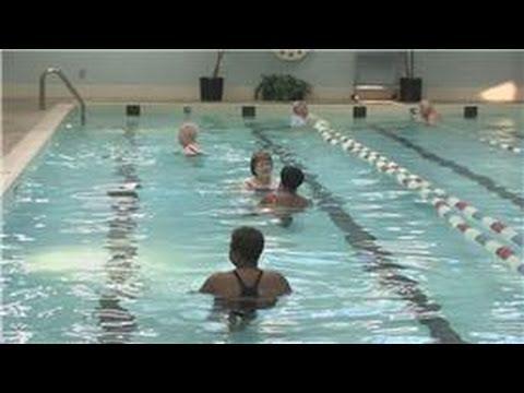 Water Aerobics : Aqua Aerobic Exercises for Beginners