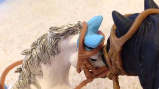 getlinkyoutube.com-Schleich Horse Movie - A Fault In Love {Valentines Day Special}