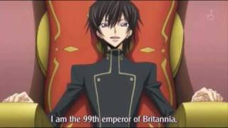 getlinkyoutube.com-code geass lelouch become emperor