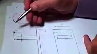 رسم هندسى اعدادى المحاضره الرابعه - Engineering Drawing Lecture 4
