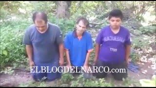 getlinkyoutube.com-El blog del narco difunde nuevo video antes de ser