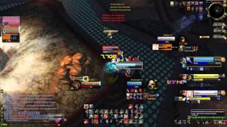 getlinkyoutube.com-Bajheera - Intense Kitty Cleave vs RMP 3v3 Arena - WoW 6.2 Arms Warrior PvP