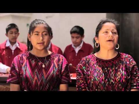 Coro Chuwila Chichicastenango - Popurrí de Cantos # 1