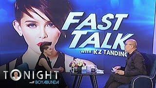getlinkyoutube.com-TWBA: KZ makes Boy Abunda laugh during her Fast Talk