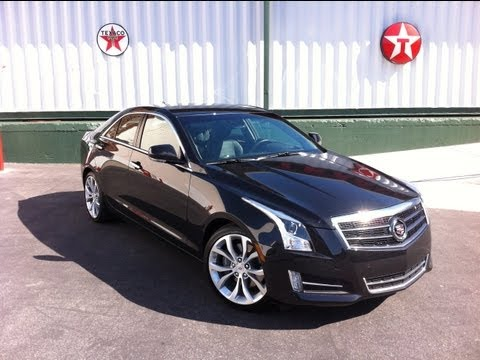 Cadillac ATS 3.6 On the Rack with Mean Gene