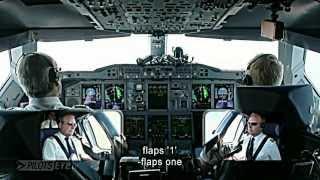 getlinkyoutube.com-Landing SFO San Francisco Airport OnBoard Airbus A380-800