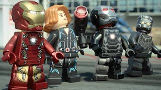 getlinkyoutube.com-Avengers Disassembled - LEGO Marvel Super Heroes - Full Mini Movie