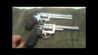getlinkyoutube.com-RUGER SECURITY SIX  VS. ROSSI