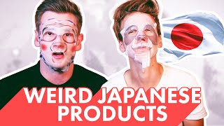 TRYING WEIRD JAPANESE PRODUCTS WITH JOE SUGG