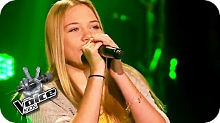 getlinkyoutube.com-Christina Perri - A Thousand Years (Amely) | The Voice Kids 2016 | Blind Auditions | SAT.1