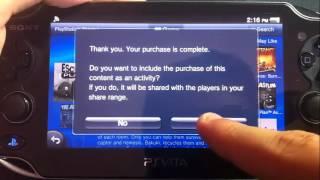 getlinkyoutube.com-Comprar Juego en PS Store PS VITA | Español
