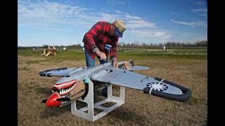 Top Flite P-40  Warhawk