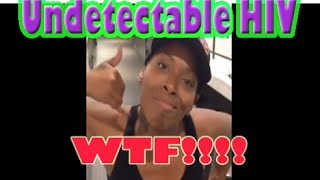 getlinkyoutube.com-Woman Claims She Has Undetectable HIV says she's beenw/100s of men+ Black Ink Crew Reunion