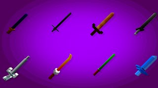 getlinkyoutube.com-Minecraft - More swords (V2.0) in 1 command