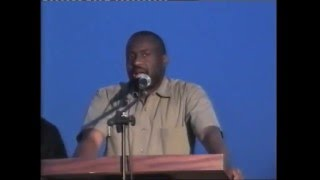 Allocution du Ministre Moussa Mara à la clôture de la campagne législative2013 de Assetou Sangare