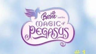 getlinkyoutube.com-Прохождение игры Барби - Магический пегас часть 1