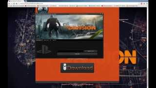 getlinkyoutube.com-Tom Clancy's The Division Game Keys [PS4,Xbox One,PC] [+FREE]