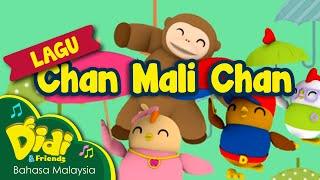 getlinkyoutube.com-Lagu Kanak Kanak | Chan Mali Chan | Didi & Friends