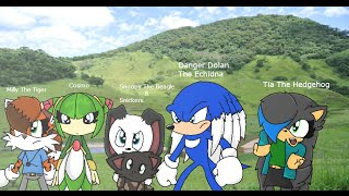 getlinkyoutube.com-Recoloring Tails,Cosmo,Cream,Cheese,Kunkles & Amy to Milly,Cosmo,Snoopy,Snickers,Danger Dolan & Tia
