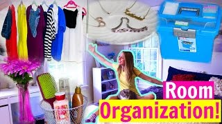 How to Keep your Room CLEAN During SCHOOL!